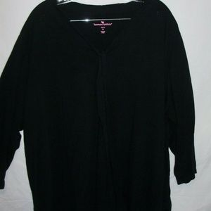 Woman Within Womens Blouse Plus Size 30/32 3X